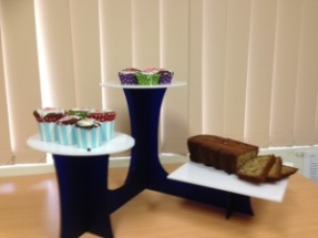 Bunbury Plastics | Cake Display
