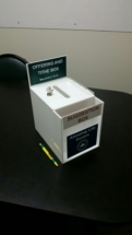 offering and suggestion box