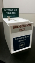 offering box