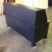 desk rear
